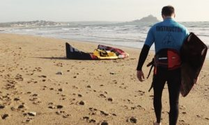 Kitesurfing Lessons in Cornwall
