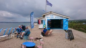 the hoxton special beach hut