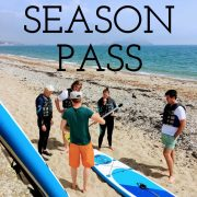 Season Pass Stand Up Paddle Boarding