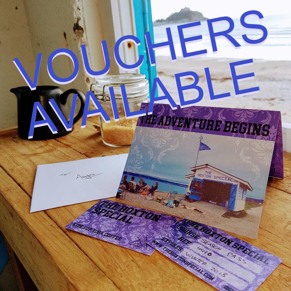 kitesurfing and sup voucher