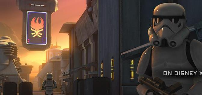 Star Wars: From Rebelion to Resistance