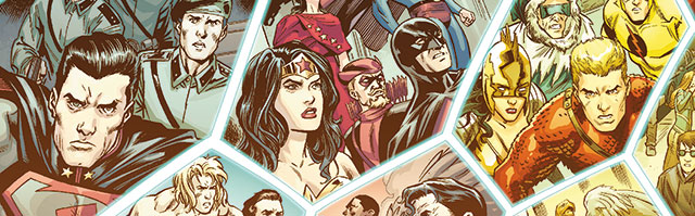 "DC Comic's ""Convergence"" Re-Converged!"