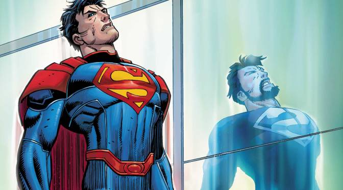 Supermen Clash in Action Comics #52!