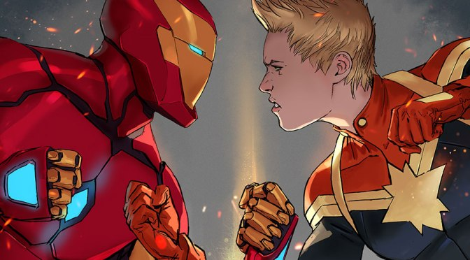 Marvel's CIVIL WAR II: Second Engagement