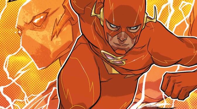 """The Flash: Rebirth """"Version 2.0"""""""