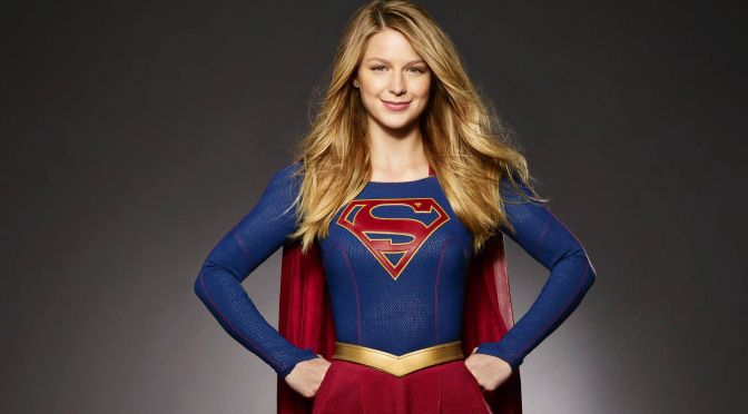 """Supergirl"" Casts a Wonder Woman as its President!"