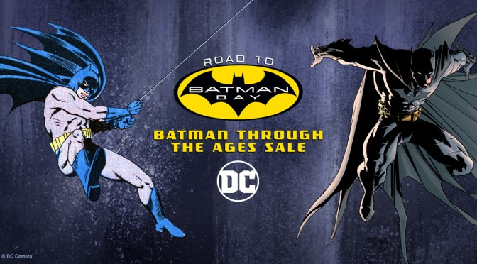Suiting Up for BATMAN DAY 2016