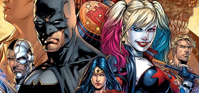 DC Comics JUSTICE LEAGUE vs. SUICIDE SQUAD #1