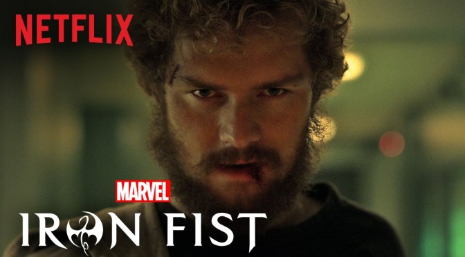 Premiering On Netflix :: Marvel's IRON FIST Trailer
