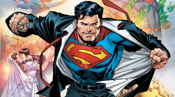 "SUPERMAN REBORN:: It's a Whole ""New World"""