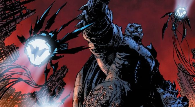 DC Comics Enters Into DARK DAYS