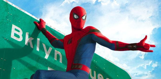 Here He Comes! First Look at SPIDER-MAN HOMECOMING Movie Posters