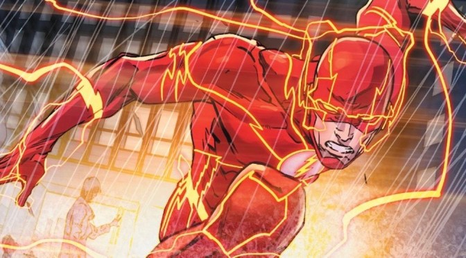 iReview | DC Comics THE FLASH #39 Celebrates 700 Issues