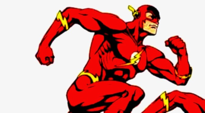 """THE FLASH"" Gets An Action Figure!"