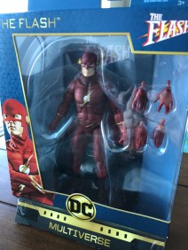 "Introducing ""The Flash"" based on the 1990 Television Series."