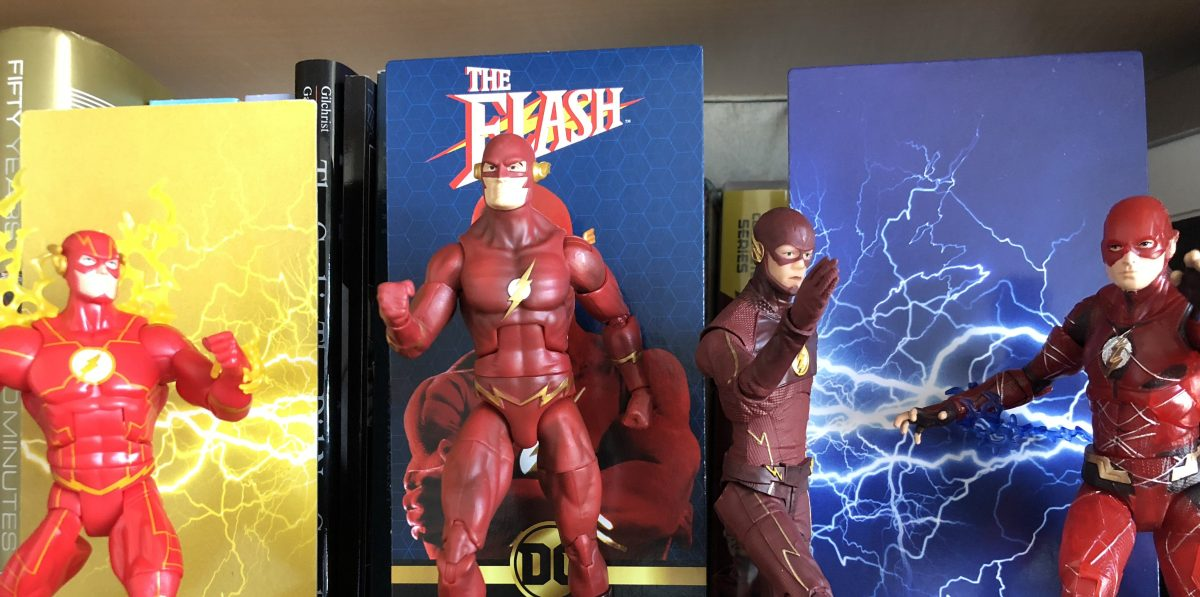 UnBoxing | Mattel's DC Multiverse THE FLASH (1990) Action Figure