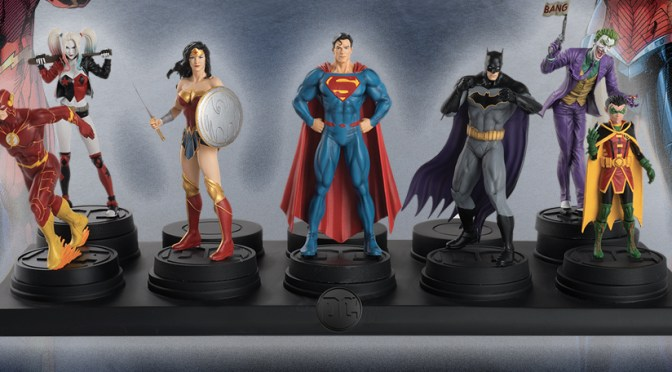 UnBoxing | DC ALL-STARS Figurine Collection