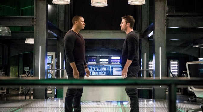 "Season Pass | ARROW Season 6  ""Brothers in Arms"""