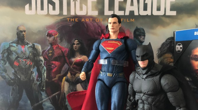 UnBoxing | JUSTICE LEAGUE Action Figures from MAFEX