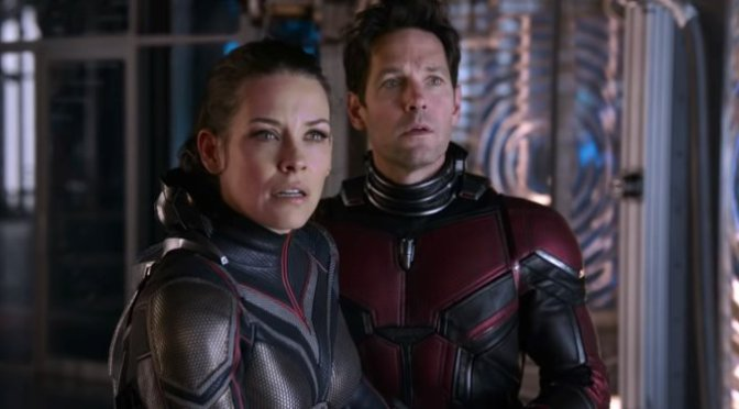 iReview | ANT-MAN AND THE WASP