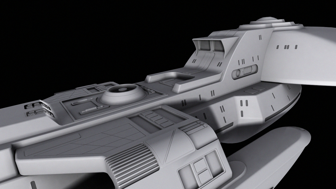 UnBoxing | Eaglemoss Collections STAR TREK Concept Ships