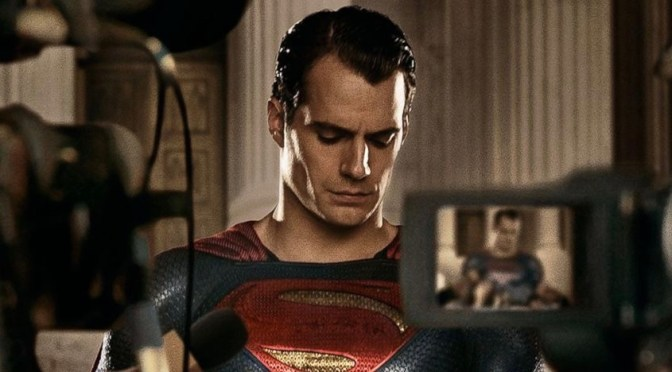 MAN OF STEEL Henry Cavill Hangs His Cape!