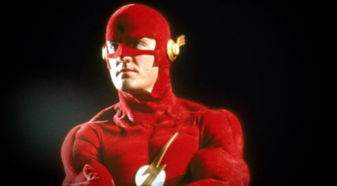 "iReview | THE FLASH (Classic Series) – Episode 16 ""Deadly Nightshade"""