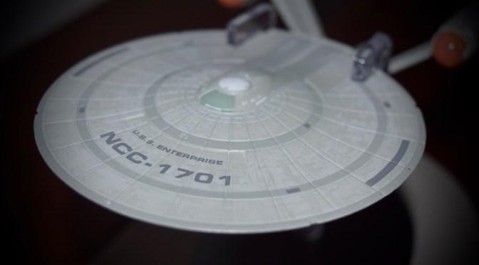 UnBoxing | Star Trek Discovery USS ENTERPRISE