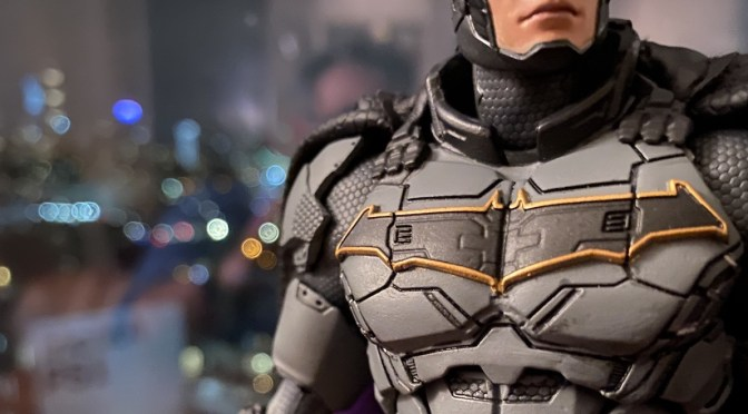 UnBoxing | DC Prime: BATMAN Action Figure