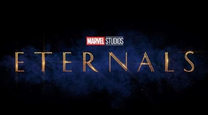 ICYMI | Marvel Studios ETERNALS are Coming!