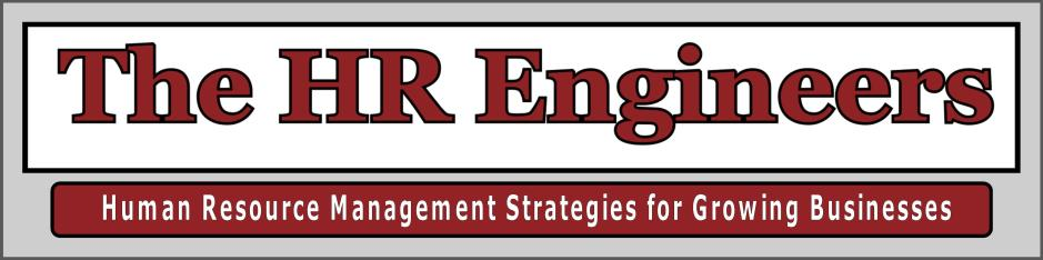 The HR Engineers - Human REsource Managewment Strategies for Growing Businesses