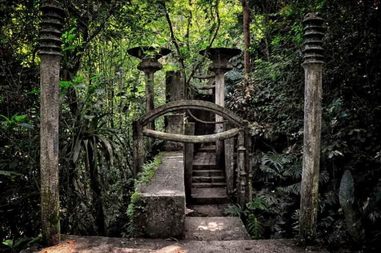 Xilitla and his surreal garden