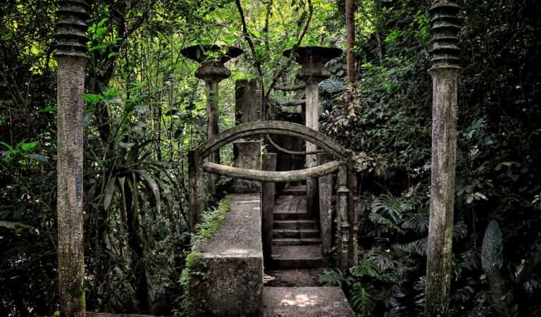 Xilitla and its surreal garden