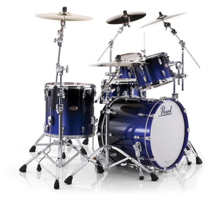 Buying Guide  How to Choose the Right Pearl Drums   The HUB Pearl RF Reference 4 Piece Drum Set