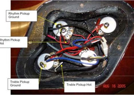 gibson 4 wire humbucker wiring diagram wiring diagram 50s vs modern les paul wiring seymour duncan