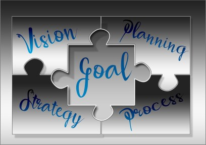 Vision is a key goal setting success principle