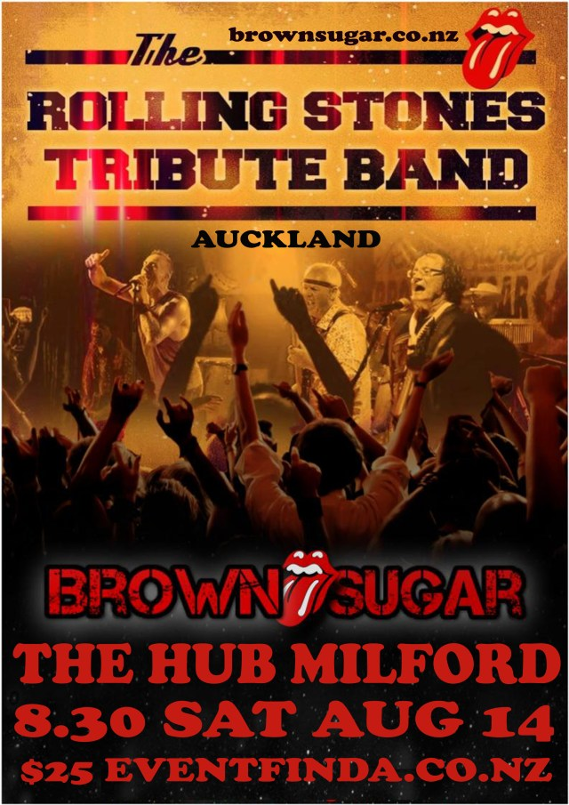 Brown Sugar - The Rolling Stones Tribute Band