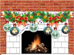 PWOC Christmas Fireplace