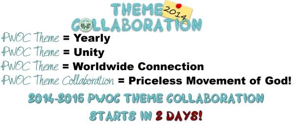 Theme Contest PWOC 3 collaboration