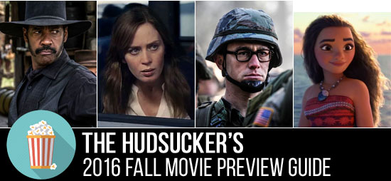 Fall 2016 Movie Preview Guide