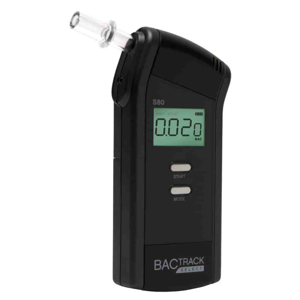 Portable Breath Test Machine sitting on table symbolizing the need to hire a qualified Houston DWI Attorney