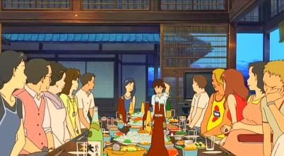 Summer Wars-Natsuki's family