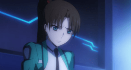The Irregular at Magic High School Episode 6-Mibu struggles with her ideals