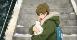 Makoto can be so cute-looking!