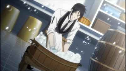 Incident 2-Black Butler 3 Episode 1