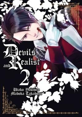Devils and Realist Volume 2 by Madoka Takadono and Utako Yukihiro