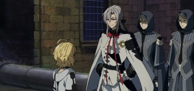 Seraph of the End anime series-First Look Part 4