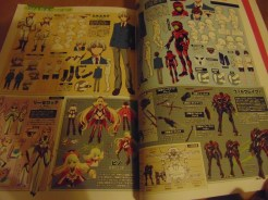 Valvrave the Liberator Official Fan Book photo 5 [The Huge Anime Fan]