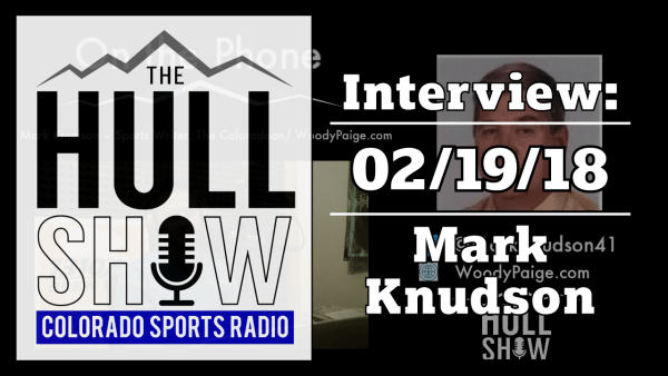 Interview | 02/19/18 | Mark Knudson and Brady Break Into the Rockies.