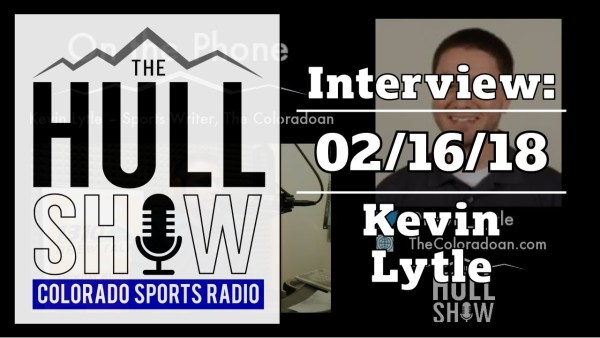 Interview: Kevin Lytle | 02/16/18 | Colorado High School State Wrestling